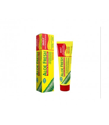 Aloe Fresh Blanqueador Smile 100 ml - ESI