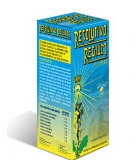 Resolutivo Regium 600 ml - Plameca