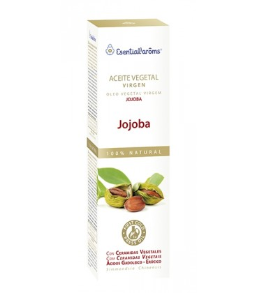 Jojoba aceite vegetal virgen 100 ml-Esential aroms