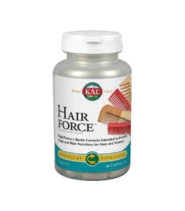 Hair Force 60 comprimidos - Kal